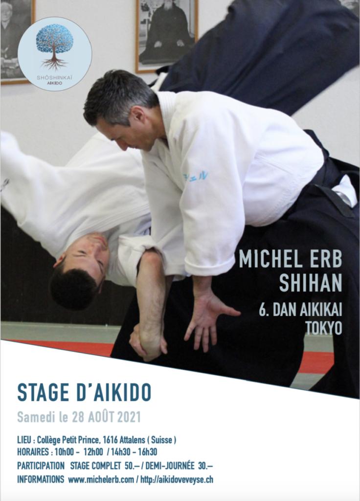 Stage d'Aïkido